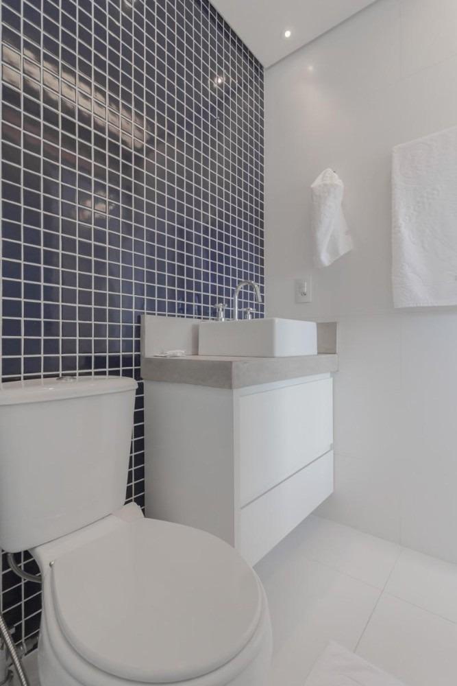 moderno apartamento 2 dormitorios em condominio complet
