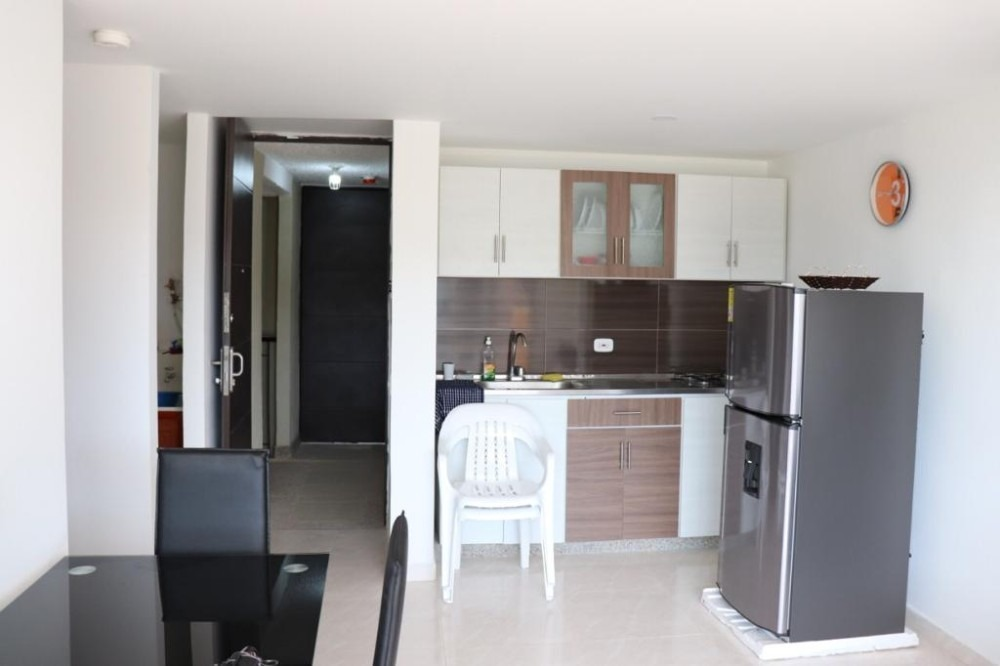 moderno apartamento amoblado