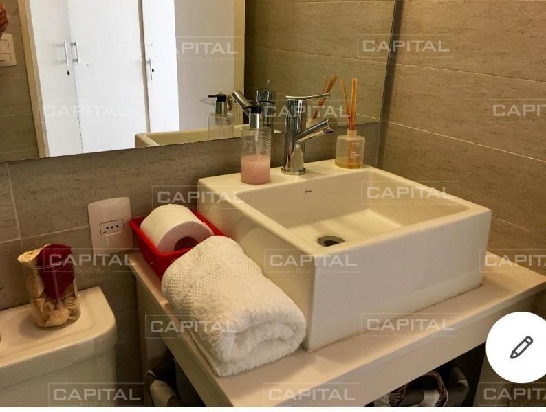 moderno apartamento de dos dormitorios en alquiler anual-ref:29289