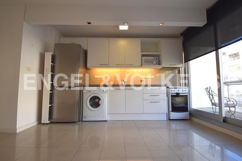 moderno apartamento en venta con renta a pasos de la rambla