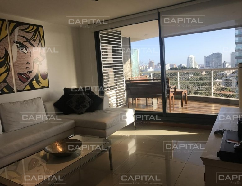 moderno apartamento punta del este -ref:26265