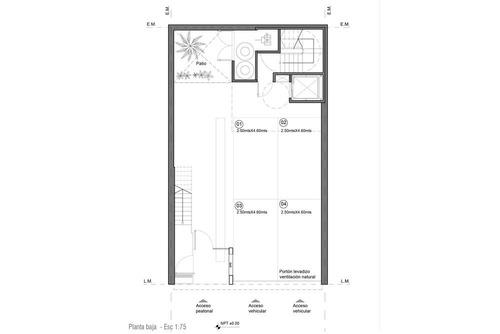 moderno departamento 2 dorm - amenities, cuotas