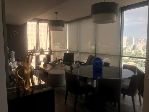 moderno departamento amueblado con vista panorámica miyana