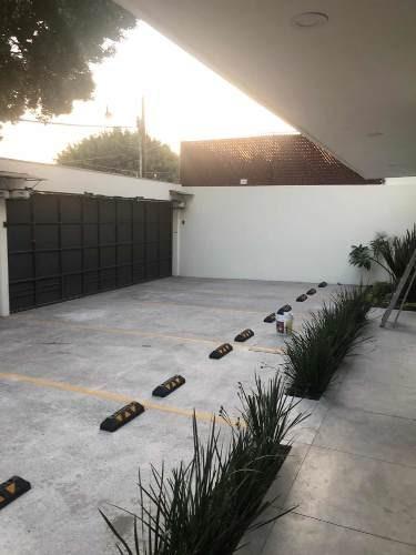 moderno departamento con roof garden
