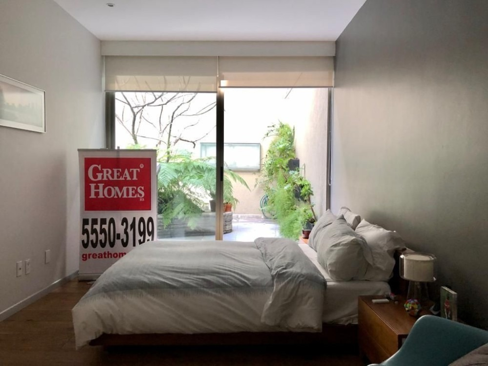 moderno departamento en venta en avenida toluca