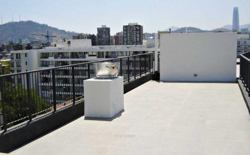 moderno duplex , terraza privada lyon / a