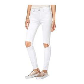7a919e8b5 Pantalon De Jeans. Montevideo · Moderno Jean De Mujer Roto Desgastado -  Brandlet