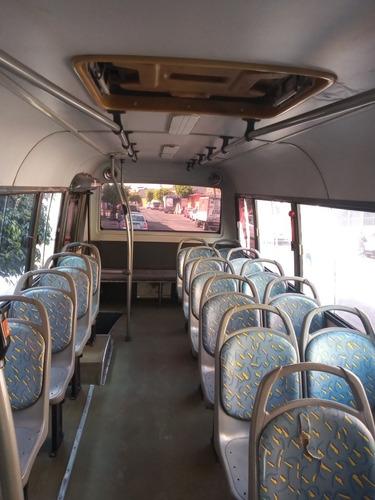 moderno midibus 2006, mercedes benz