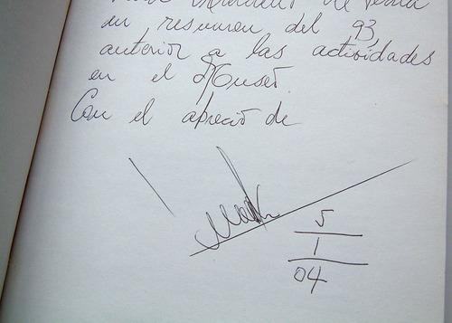 moderno post moderno, jorge glusberg (firmado)