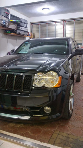 modificada jeep grand cherokee srt-8 4x4 mt