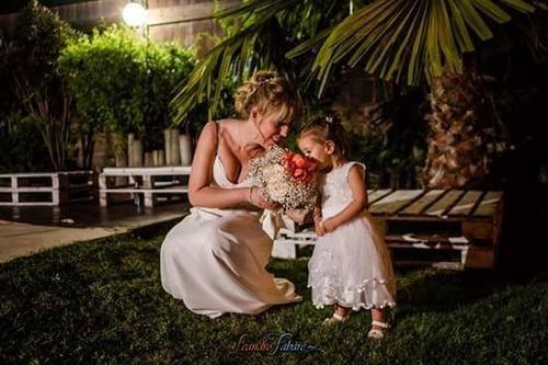 modista alta costura vestidos de novia 15 años