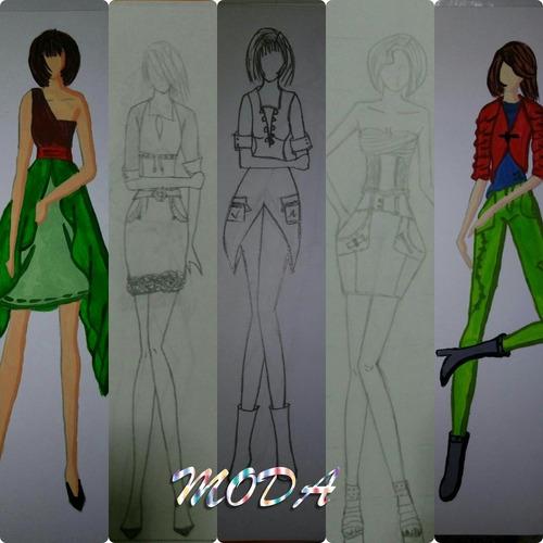 modista costurera realiza confección todo para dama