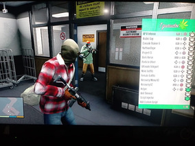 Gta 5 Mod Menu Ps3 Travado - Games no Mercado Livre Brasil