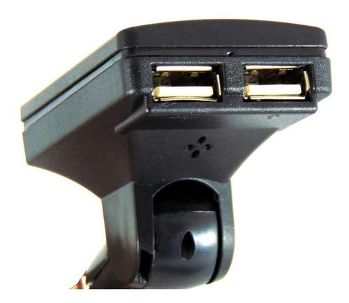 modulador carro convertidor radio a bluetooth usb sd + obseq