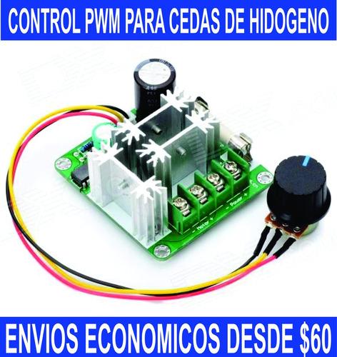 modulador de pulsos para celdas de hidrógeno hho