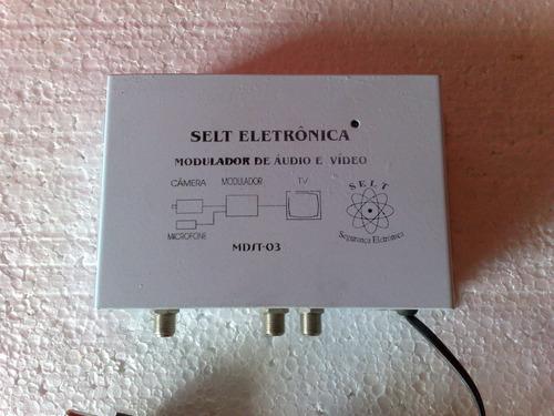 modulador de rf - canal 3