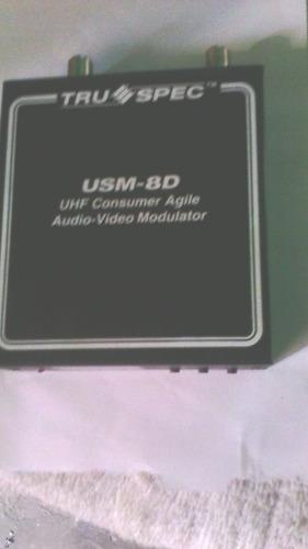 modulador de señal tru spec modelo. usm-8d