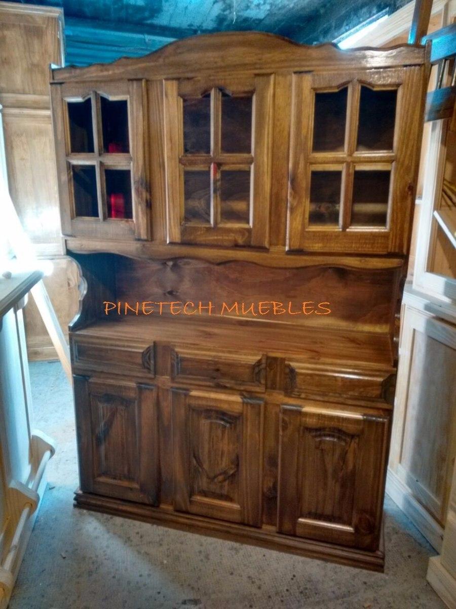 Modular De Pino / Aparador / Mueble Para Living - $ 3.200,00 en ...