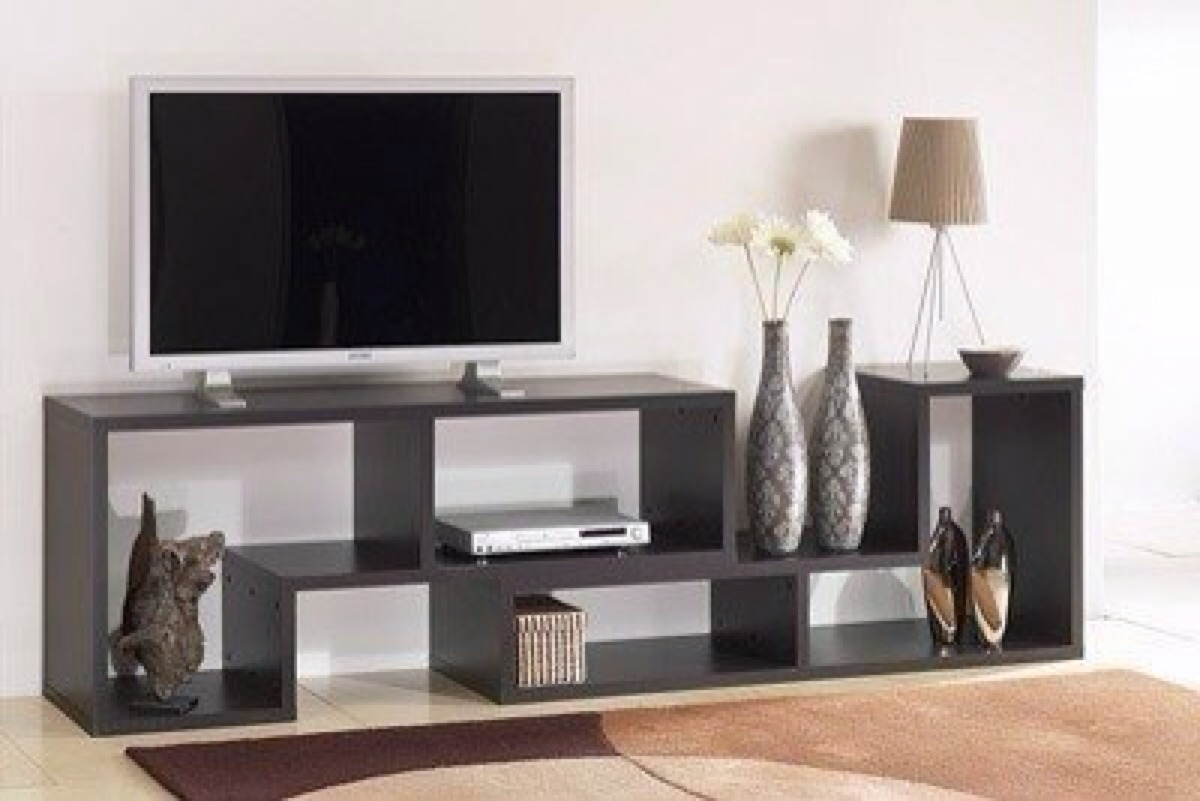 Modular Mesa Para Tv Minimalista Grande Bs