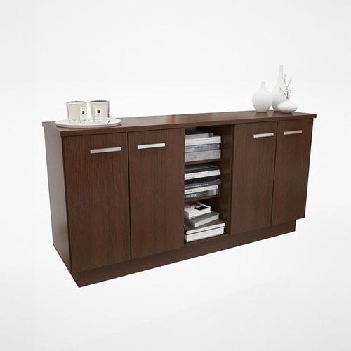 modular mueble rack tv organizador moderno puertas estantes