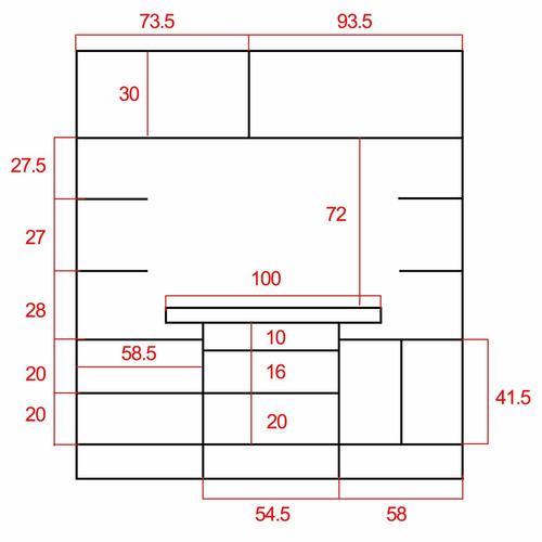 modular muebles hogar