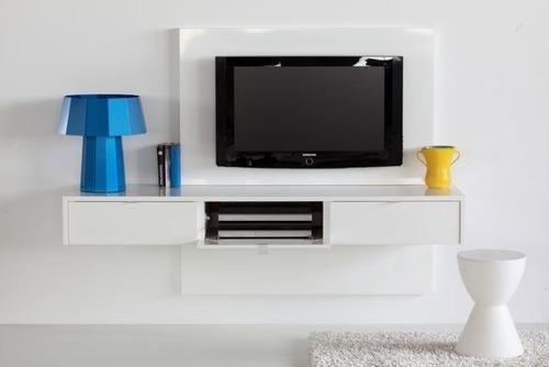 modular + panel colgante premium c/ cajones tv 32 [12 s/int]