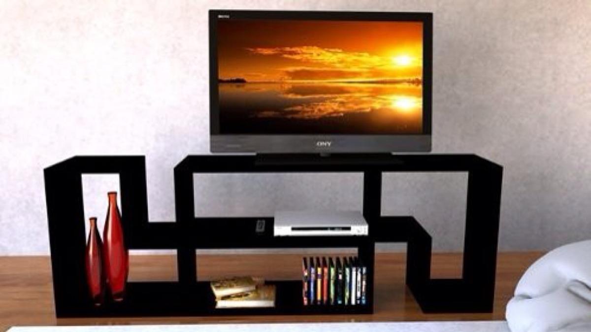 Modular para tv minimalista bs en mercado libre for Muebles modulares para television