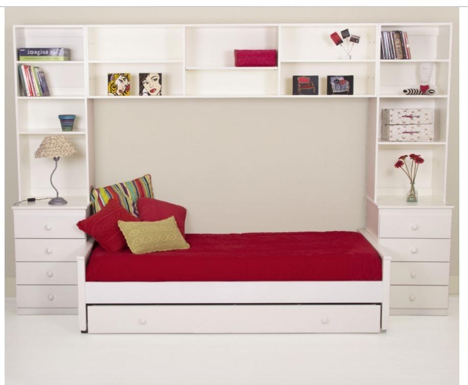 Increíble Cama Frams Muebles Componente - Muebles Para Ideas de ...