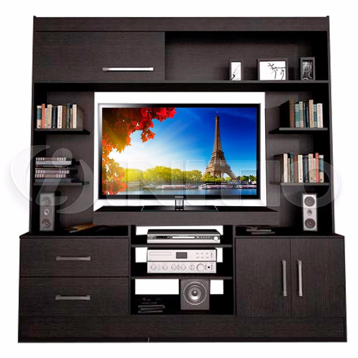 Modular Rack Mesa Tv Lcd Led 40 46 47 Muebles Hogar 7201 4 599  # Muebles Fiplasto