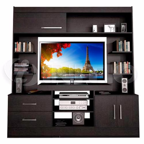 modular rack mesa tv lcd led 40 46 47 muebles hogar  7201