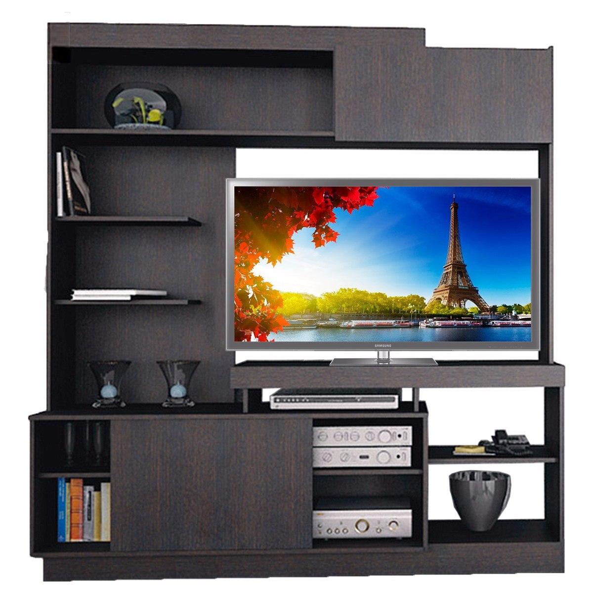 Modular Rack Mesa Tv Lcd Led Mueble 32 40 42 Fiplasto 7200  # Muebles Fiplasto