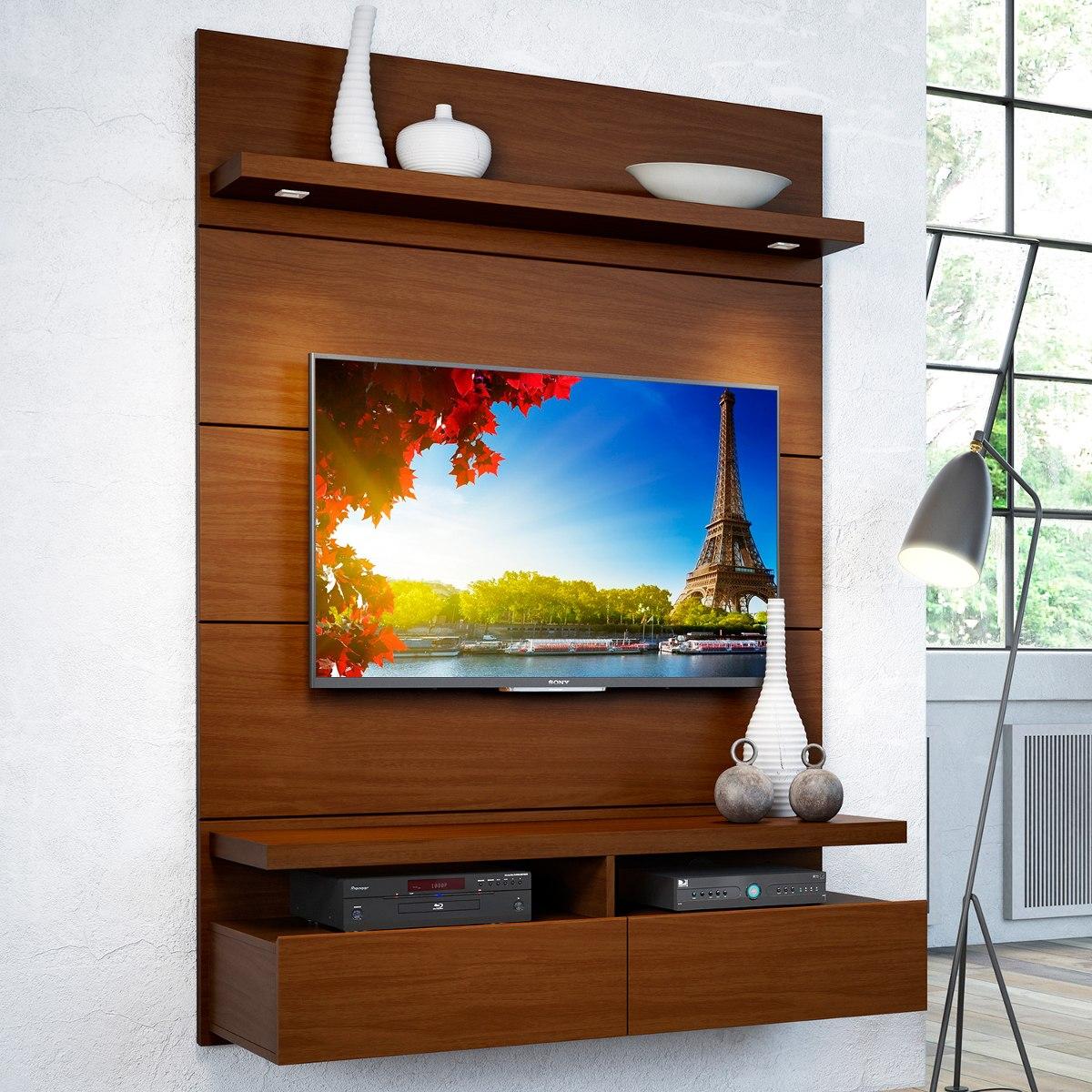 Mueble Tv Pared Interesting Pas De Amrica Forjado Hierro Estante  # Meuble Tv Yoop