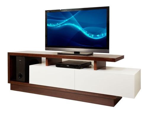 modular tv moderno mesa tv diseño forbidan muebles