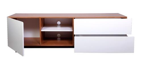 modular tv vajillero madera decoracion forbidan muebles