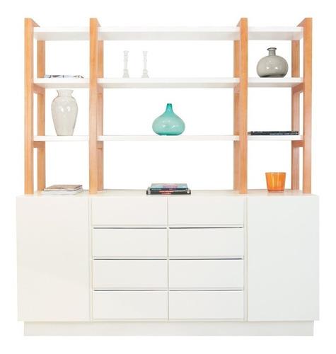 modular vajillero aparador diseño nordico forbidan muebles