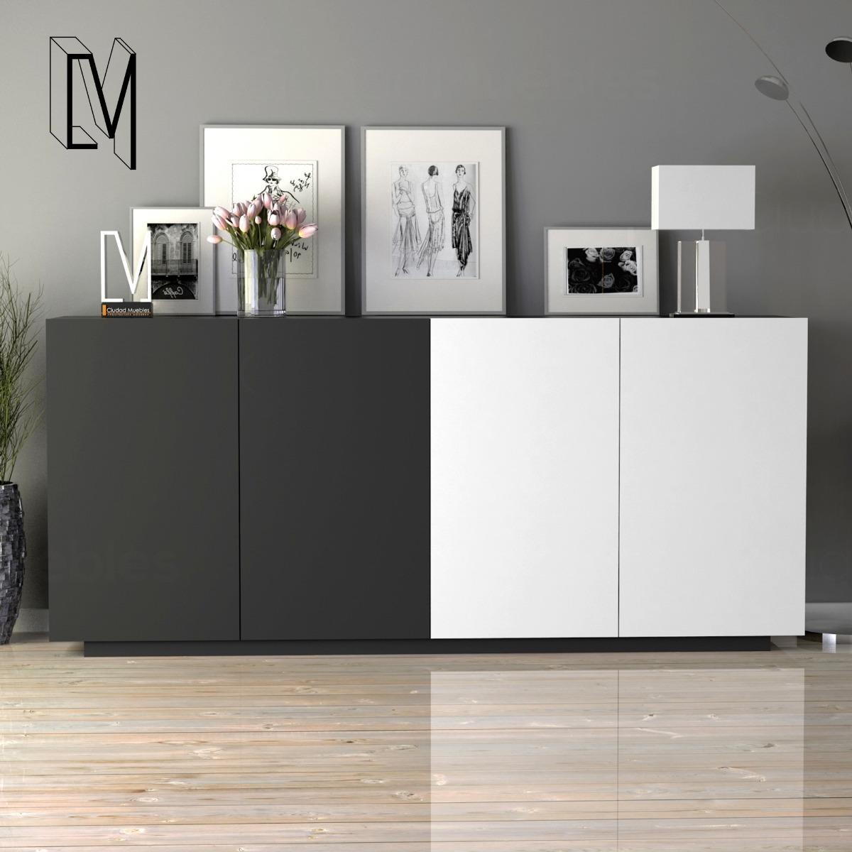 Modular Vajillero Mueble Comedor 180cm De Largo. Oferta!!! - $ 6.770 ...