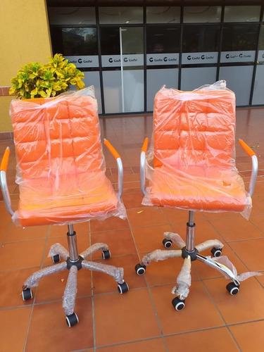 modulares ejecutivos  para 2 puestos / sillas ejecutivas