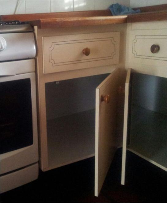 Modulares O Muebles De Cocina En Mdf Tg Bs