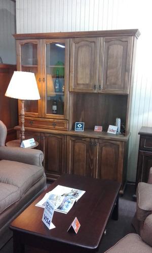modulares para livings | pino elliotis y ambay | montetrani