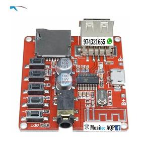 Modulo  Mp3 , Bluetooth 4.1 Receptora Stereo