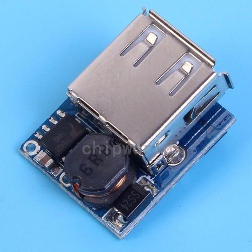 módulo 134n3p de 3.7 a 5.5 v dc para porwer bank