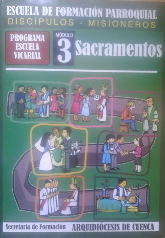 módulo 3 sacramentos / arquidiócesis cuenca