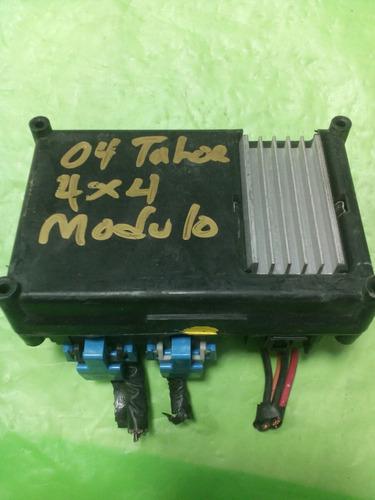 modulo 4x4 tahoe 2004, 2005. p/n 12584314 y 12590219