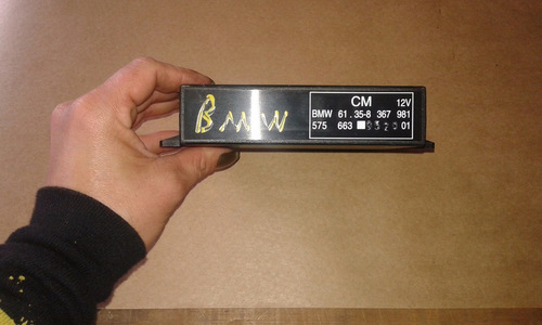 modulo (61.35-8 367 981) bmw 325 i coupe 95