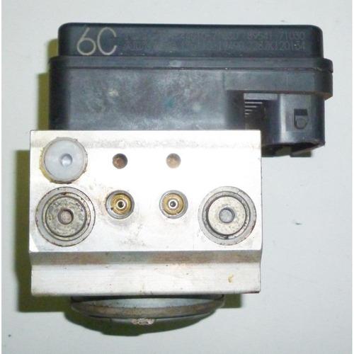 modulo abs hilux 05/11 usado original denso cód 89541-71030