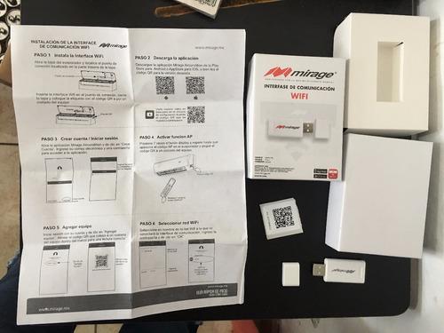 modulo accesorio wifi para mirage inverter magnum 17 y 30