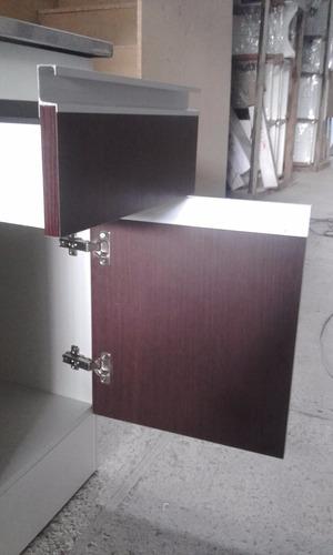módulo aéreo para cocina de 0,30 cm. con perfil de aluminio