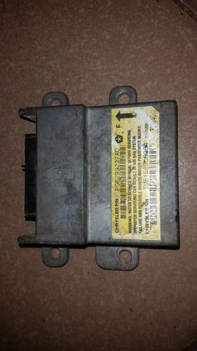 modulo air bag chrysler neon 2000 - 05 original usado !!!