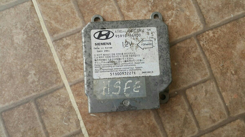 módulo air bag hyundai santa fe 2002 2005