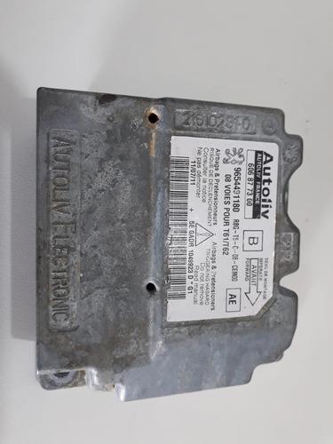 modulo airbag disparado peugeot 307 original 9654491180